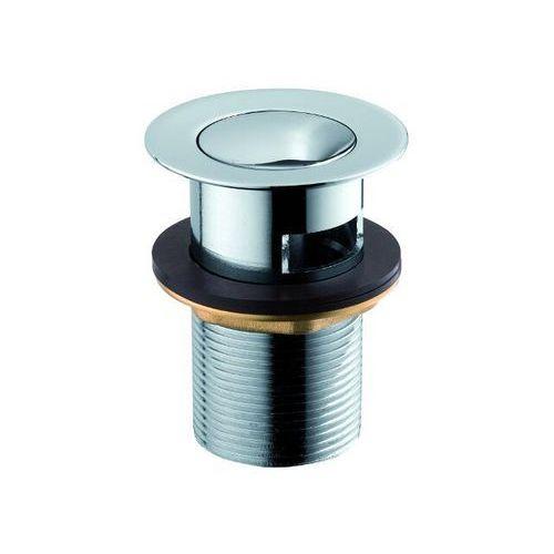 Produkt z kategorii- pozostałe artykuły hydrauliczne - Spust umywalkowy klik-klak okrągły KFA 660-354-00