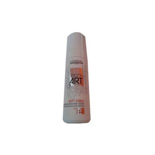 Produkt z kategorii- pozostałe kosmetyki do włosów - Loreal Soft Curls 150 ml