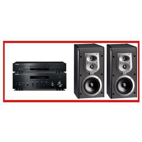 YAMAHA R-S300 + CD-S300 + JBL ES 20 - wieża, zestaw hifi - zmontuj tanio swój zestaw na stronie