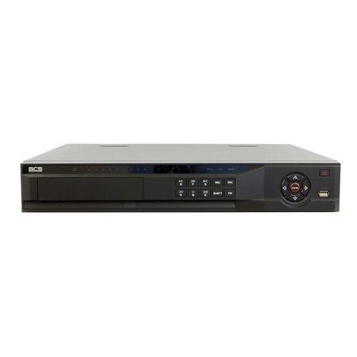 BCS-DVR1604Q rejestrator cyfrowy 16x wideo-4x audio, 1 wyjście SPOT. Obsługa VGA, HDMI, USB 2.0, port eSATA.