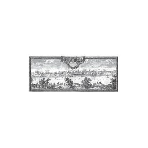 Panorama Warszawy wg. rys. E.J. Dahlberga, S. v. Pufendorf, 1696 r., produkt marki Golden Maps Publishing