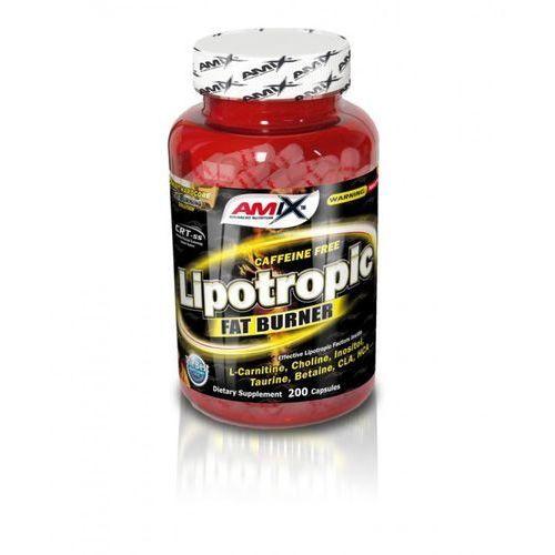 Redukcja wagi  lipotropic fat burner 200cps wyprodukowany przez Amix