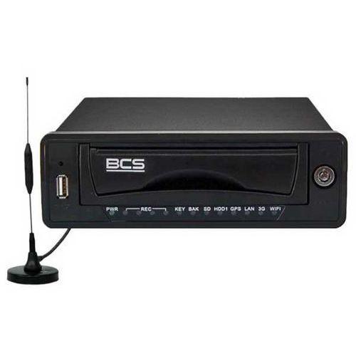BCS-0404ME-H rejestrator mobilny 4 kanałowy
