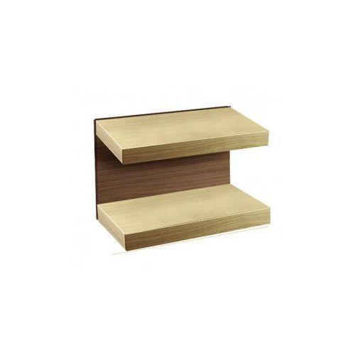 Villeroy & Boch Pure Stone, Regal, 800 x 480 x 350 mm 95850000 - produkt z kategorii- regały łazienkowe