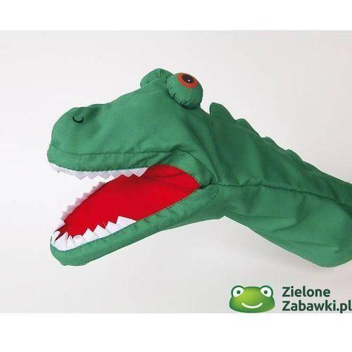 Oferta Krokodyl, pacynka na rękę, goki (pacynka, kukiełka)