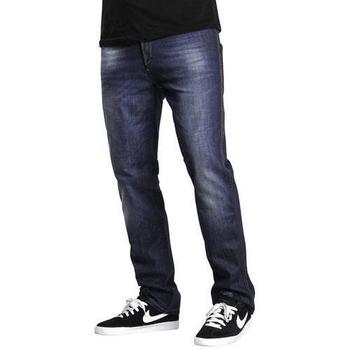 spodnie REELL - Razor (DEEP BLUE WASHED) rozmiar: 30/30 - produkt z kategorii- spodnie męskie