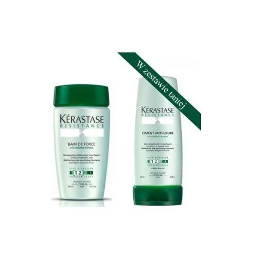 Produkt z kategorii- pozostałe kosmetyki do włosów - KERASTASE Odbudowa włosów lekko zniszczonych