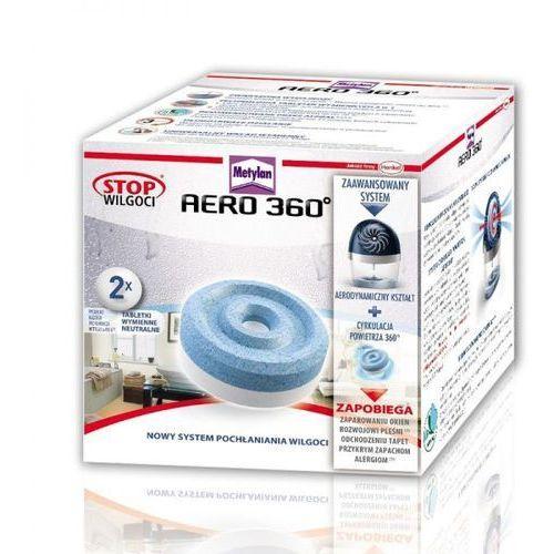 Pochłaniacz wilgoci. Wymienne Tabletki Aero360 2w1 2x450g z kategorii Nawilżacze powietrza