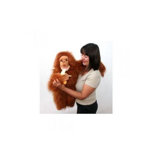Orangutan - pacynka / 75 cm (pacynka, kukiełka)