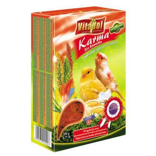 VITAPOL Karma dla kanarka wybarwiająca czerwona, Vitapol