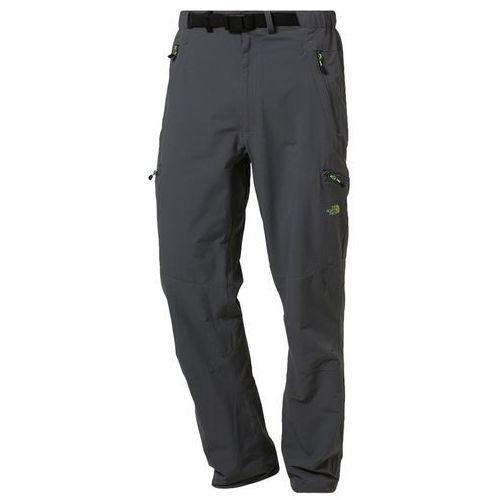 Produkt z kategorii- spodnie męskie - The North Face CAMINO Spodnie materiałowe szary