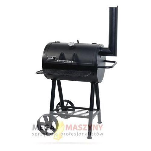 HECHT Grill ogrodowy Steamroller od Megamaszyny - sprzęt dla profesjonalistów
