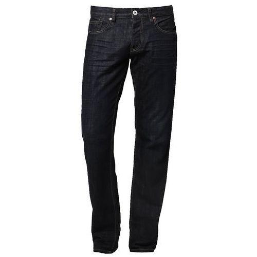 Produkt z kategorii- spodnie męskie - Quiksilver SEQUEL Jeansy Straight leg niebieski