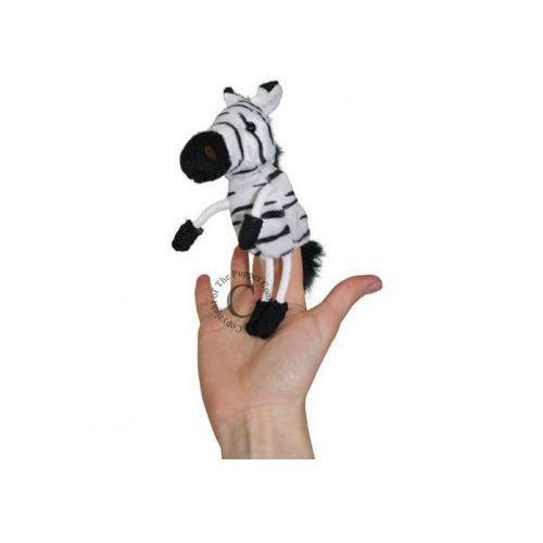 Zebra - pacynka na palec (pacynka, kukiełka)