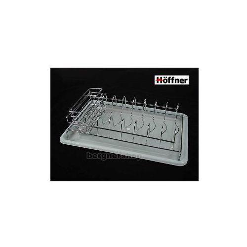 Produkt z kategorii- suszarki do naczyń - MINI SUSZARKA DO NACZYŃ Z OCIEKACZEM HOFFNER HF-2625