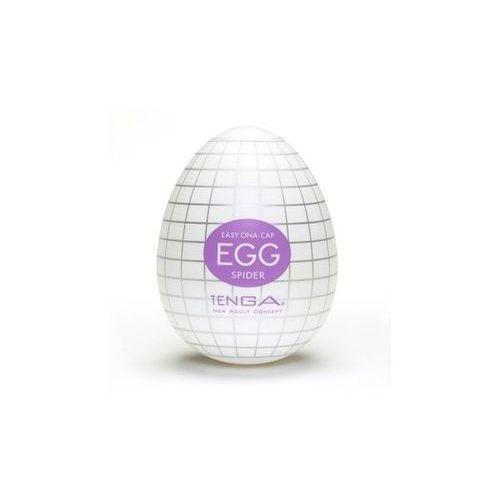 Oferta Jajo Masturbator Tenga Egg Spider [d530d5a93f53648f]