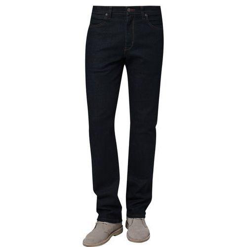 Produkt z kategorii- spodnie męskie - Wrangler ARIZONA STRETCH Jeansy Straight leg niebieski