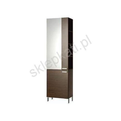 CERSANIT FRIDA słupek LEWY, ZEBRANO S525-002 - produkt z kategorii- regały łazienkowe