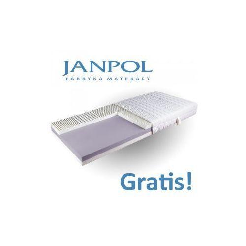 Materac DEJMOS 200x200 - Dostawa 0zł, GRATISY i RABATY do 20% !!!, produkt marki Janpol