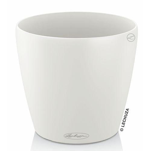 Donica Lechuza Classico Color biała, produkt marki Produkty marki Lechuza