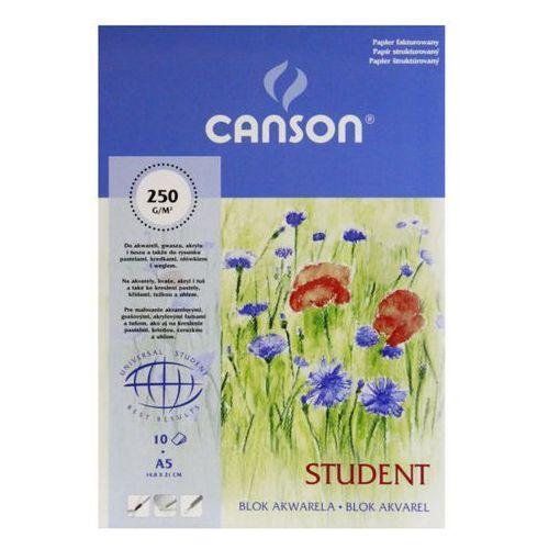 Szkicownik Canson Student A5/10k. 250g 6666-312 - oferta [e535dea1df63e288]