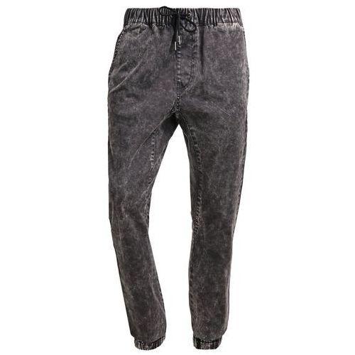 Quiksilver OUTTA MY WAY Chinosy tarmac - produkt z kategorii- spodnie męskie