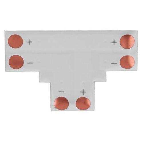 Forever Light Złączka do taśm LED 2 PIN 8mm typ T 0093 z kategorii oświetlenie