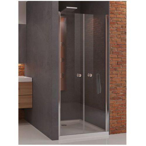 New Trendy - Drzwi prysznicowe podwójne drzwi SOLEO (drzwi prysznicowe)