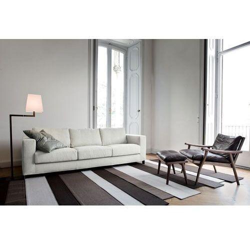 Sofa New Liner, Tkanina biała, matariał super 272x95cm - super177biala