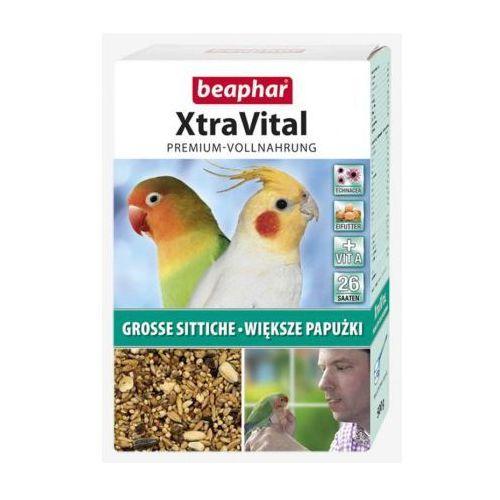 XtraVital Większe Papużki 500g - karma Premium, Beaphar