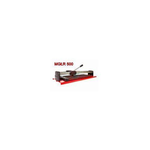 MGŁR 500 Maszyna do cięcia glazury WALMER - produkt z kategorii- Elektryczne przecinarki do glazury
