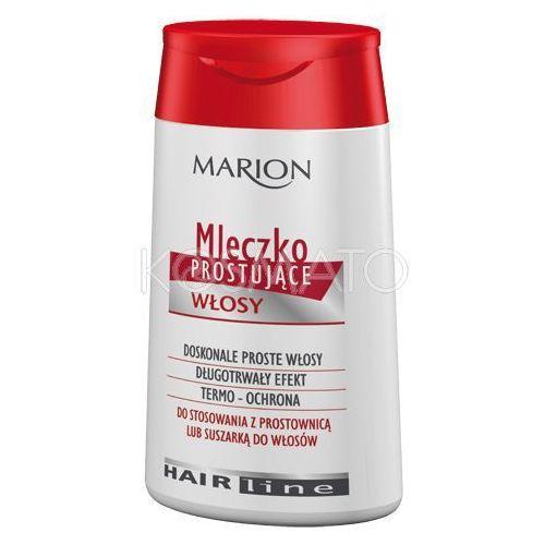Produkt z kategorii- pozostałe kosmetyki do włosów - Marion Hair Line Wygładzanie, 120 ml