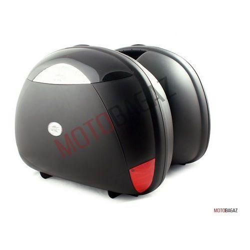 Oferta Zestaw kufrów bocznych do Kawasaki ZZR1200 [02-05] [75d9662045c562cf]