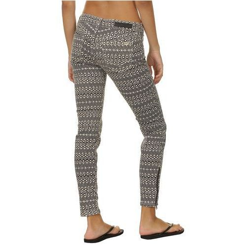 Produkt z kategorii- spodnie męskie - jeansy Vans Moto Skinny Denim - Creme