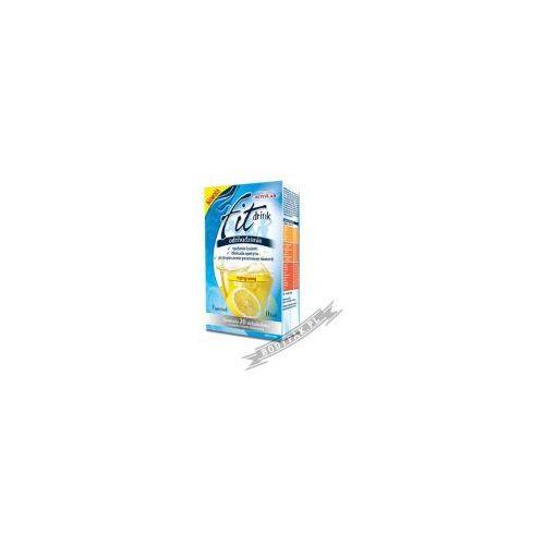 Fit Drink (10g) - 1 sasz. - cytryna