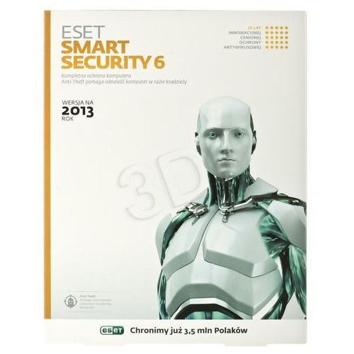 Oferta ESET SMART SECURITY BOX - 1 STAN/12M [c56d417c377572de]