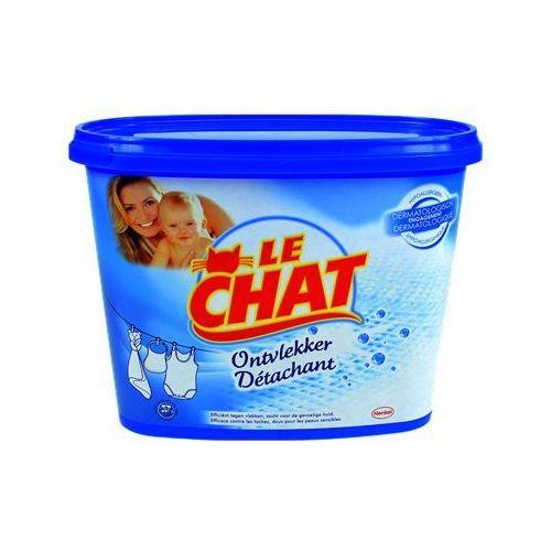 Le Chat Ontvlekker hypoa-Odplamiacz w proszku-500g (wybielacz i odplamiacz do ubrań) od Produkty Hipoalergicz