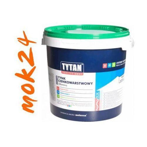 Tynk silikonowy biały BARANEK 1.5mm 25kg EOS 748 TYTAN Professional (izolacja i ocieplenie)