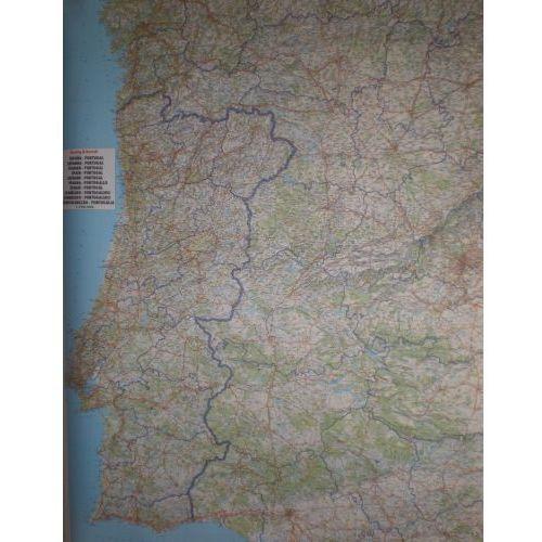 Hiszpania i Portugalia. Mapa ścienna drogowa 1:700 000 wyd. , produkt marki Freytag&Berndt