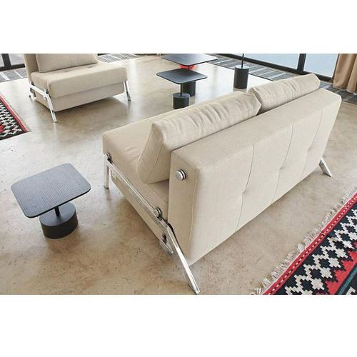 Istyle Cubed, Sofa Rozkładana, SAND Begun Tkanina 501 - 744001501-02, Innovation