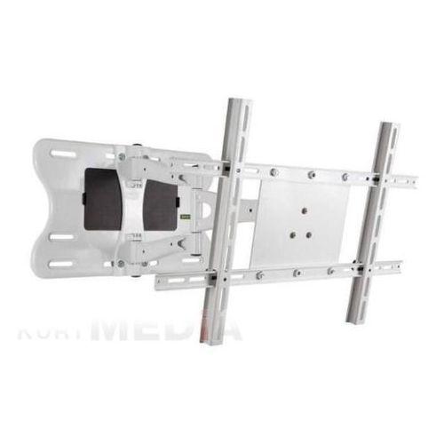 Towar 4W Uchwyt TV ścienny 25-45'' udźwig 45kg - biały z kategorii uchwyty i ramiona do tv