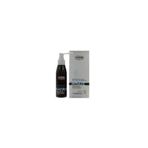 Produkt z kategorii- pozostałe kosmetyki do włosów - L'Oreal Homme Renaxil początkowe wypadanie włosów 125ml