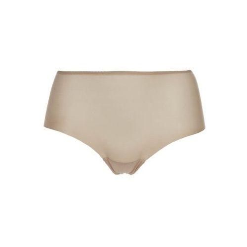 Artykuł Spanx Skiny Britches CheekyCut Thong Figi beżowy z kategorii bielizna wyszczuplająca