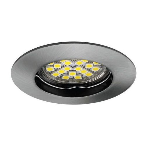 Oprawa do podbitki dachowej 12 lub 230V DS14 chrom mat z kategorii oświetlenie