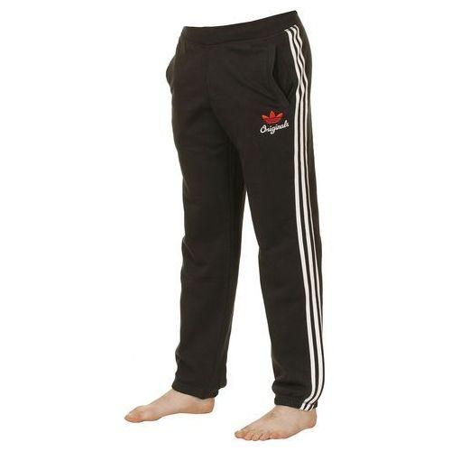 spodnie dresowe adidas Spo Fleece - Black - produkt z kategorii- spodnie męskie