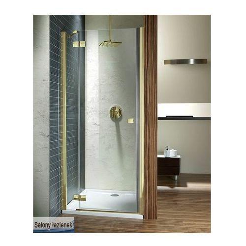 Oferta Drzwi wnękowe 90 Almatea DWJ Gold Radaway (31002-09-08N) (drzwi prysznicowe)