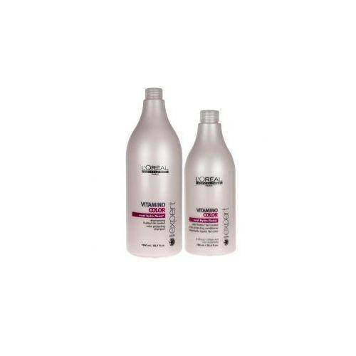 Produkt z kategorii- odżywki do włosów - Loreal Vitamino Color Zestaw: Szampon 1500 ml + Odżywka 750 ml