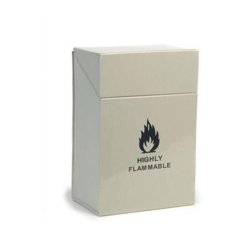 Pojemnik Na Rozpałke Kremowy, produkt marki Garden Trading