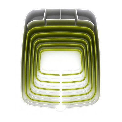 Suszarka do naczyń Arena biało-zielona – Joseph Joseph - produkt z kategorii- suszarki do naczyń