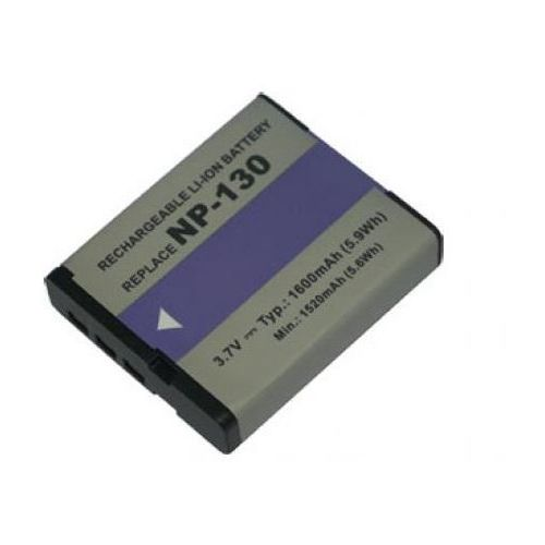 Hi-Power Bateria do aparatu cyfrowego CASIO NP-130 z kat. akumulatory dedykowane